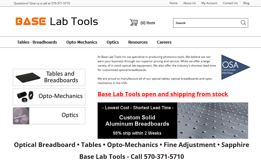 Base Lab Tools