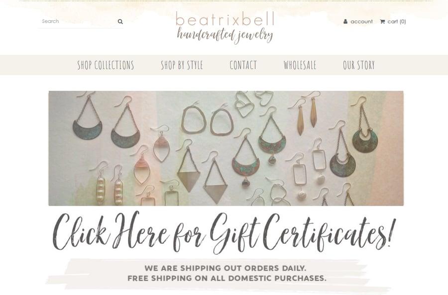 Beatrixbell Jewelry