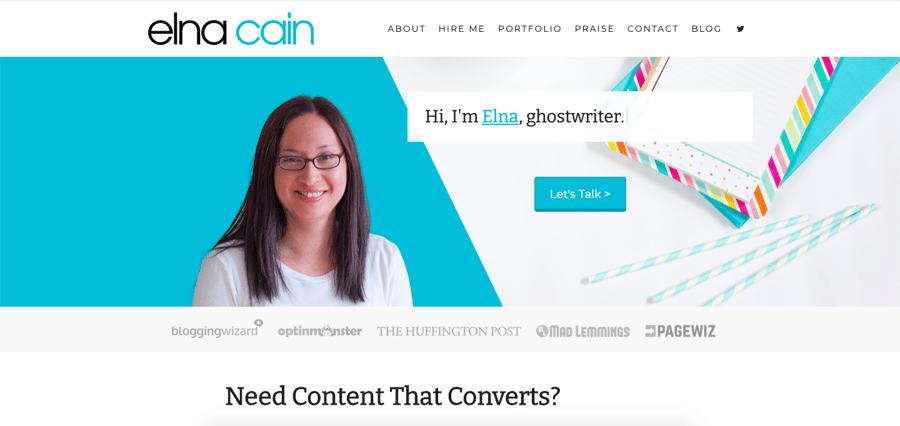 Elna Cain