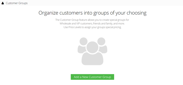 b2b segmentation with customer groups