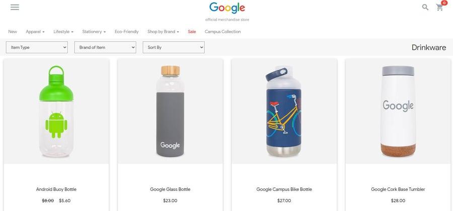 Google Merch