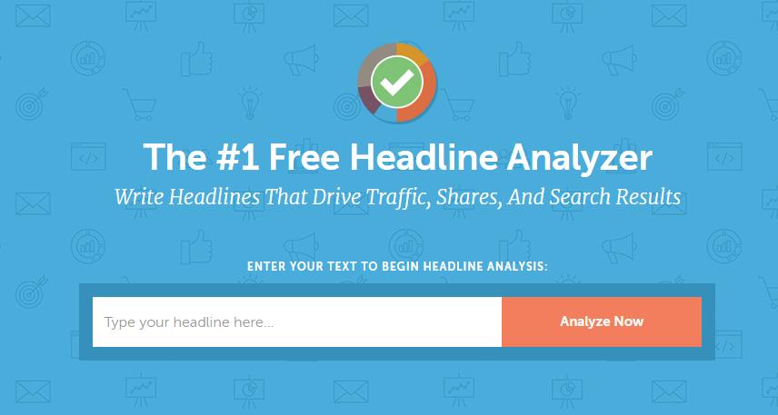 Headline Analyzer-1