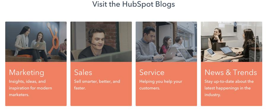 HubSpot Blogs