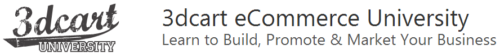 3dcart eCommerce University