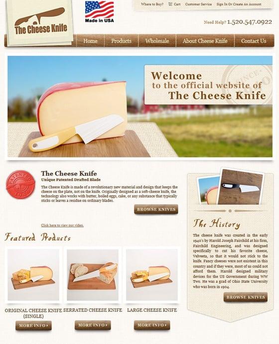 CheeseKnife