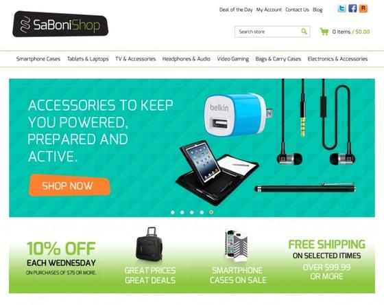 SaBoni Shop