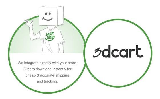3dcart & ShippingEasy