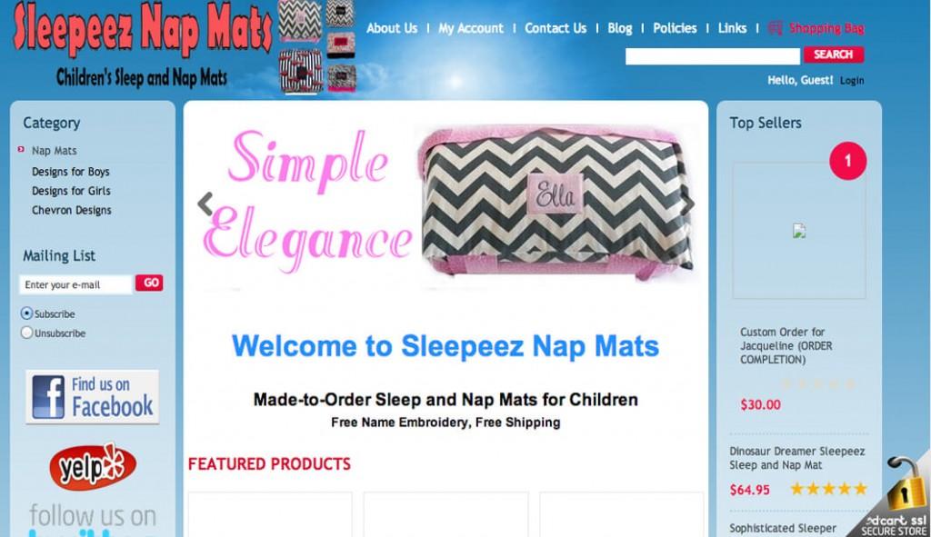 sleepzz 3dcart store