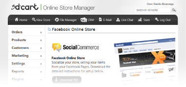 Online Store Manager
