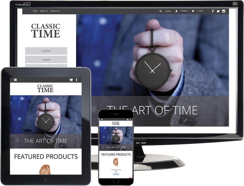 classic-time-html5