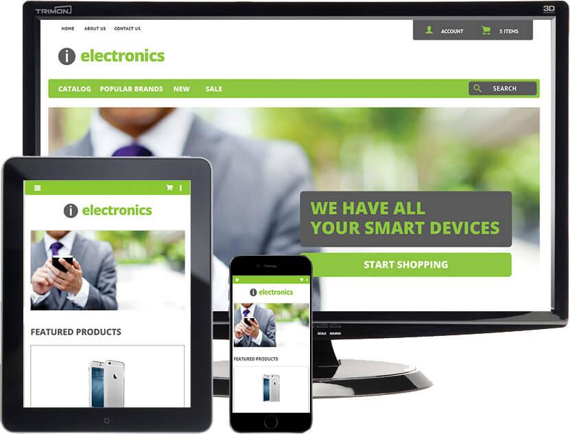 electronics-html5