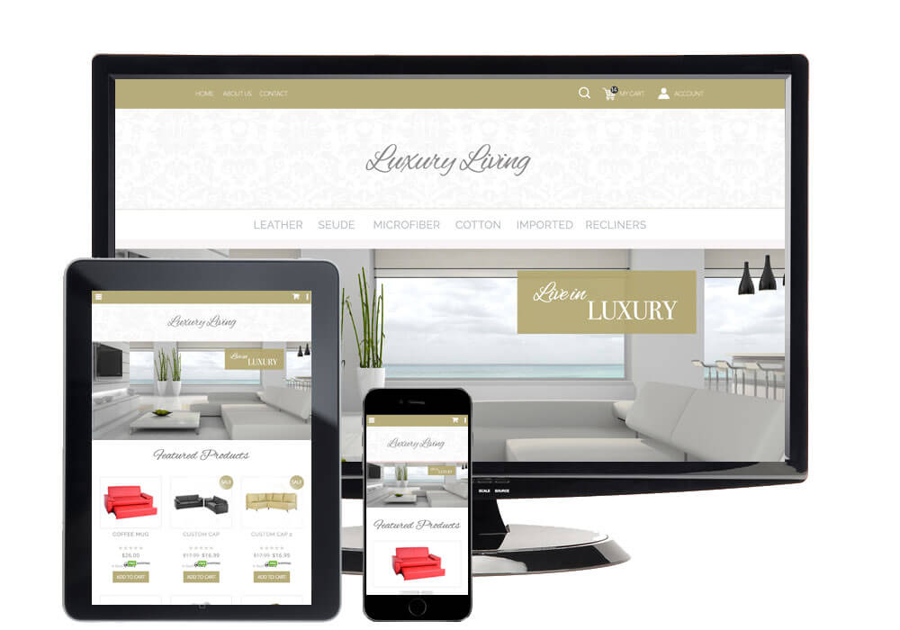 luxury-living-html5