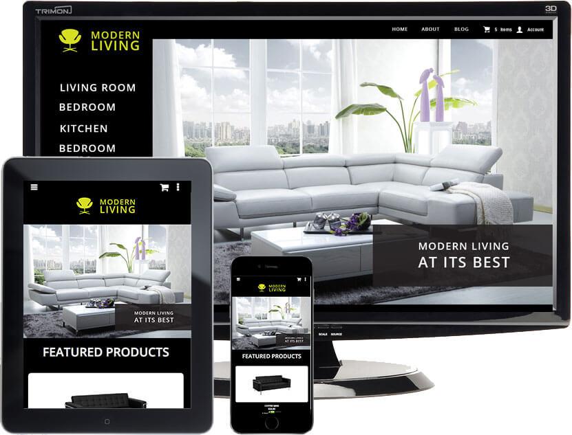 modern-living-html5
