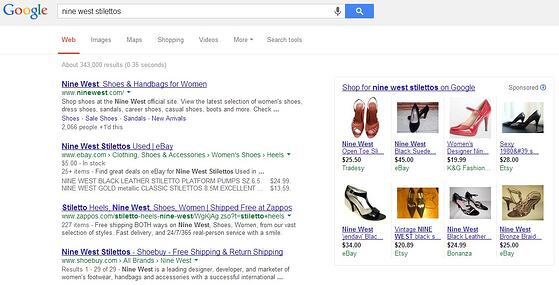 Stilettos search results