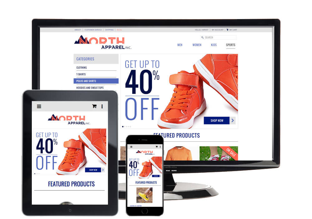 north-apparel-html5