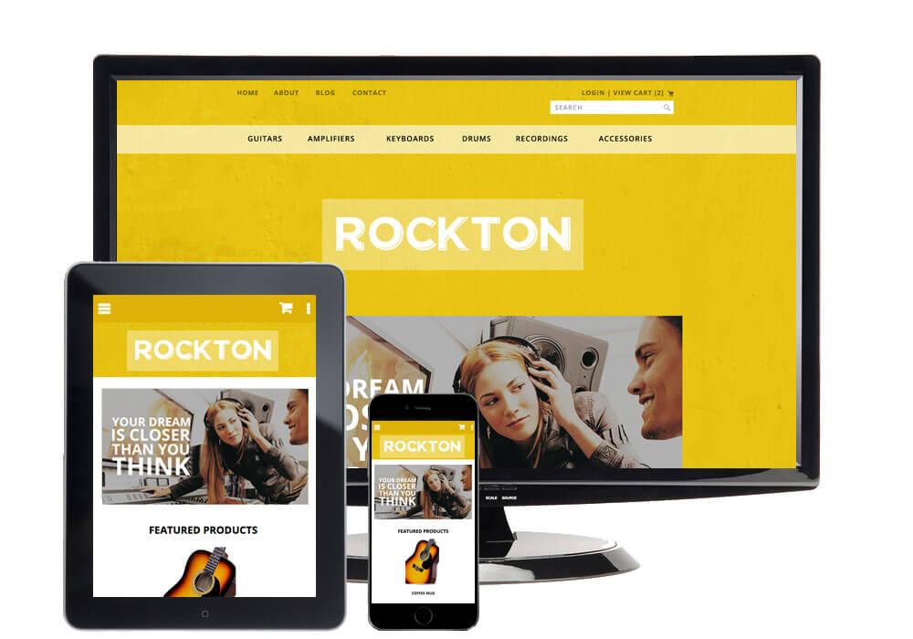 rockton-html5