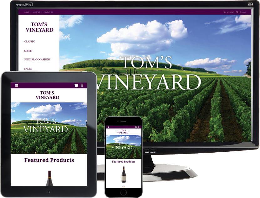 vinyard-html5