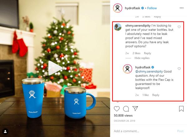 Instagram Hydroflask