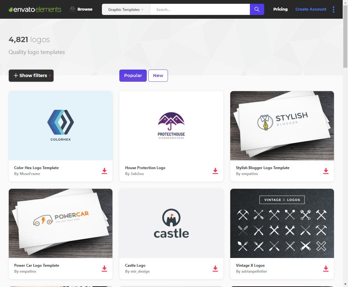 envato-logo-templates