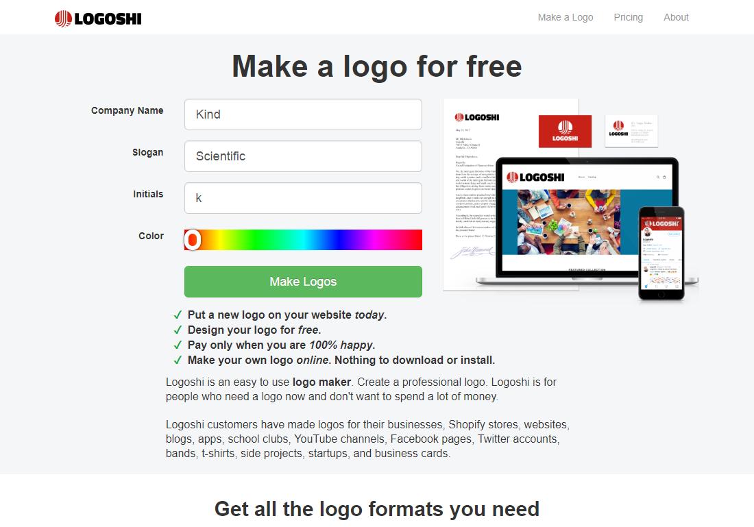logoshi-free-logo-creator