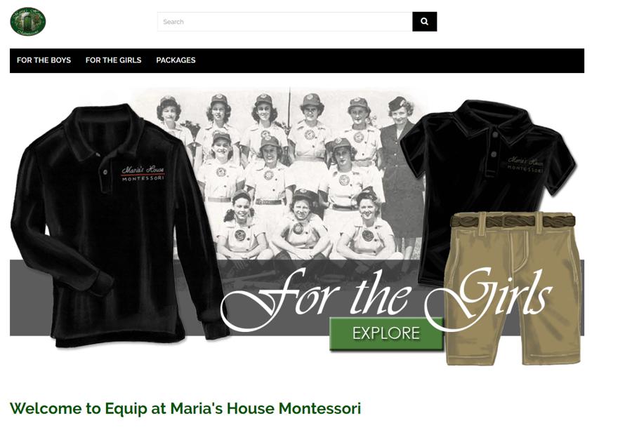 Marias House Montessori Shop