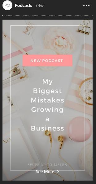 Podcast Classy Career Girl Story