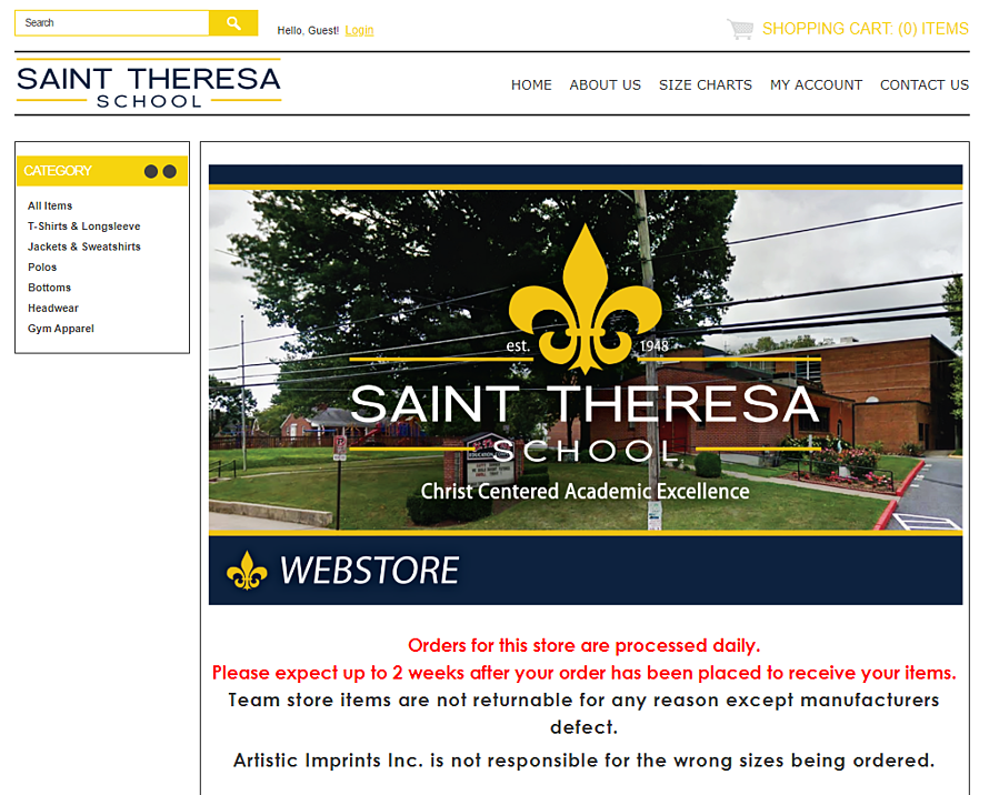 Saint Theresa School