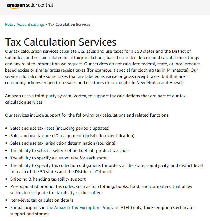 amazon-tax-calculation-services
