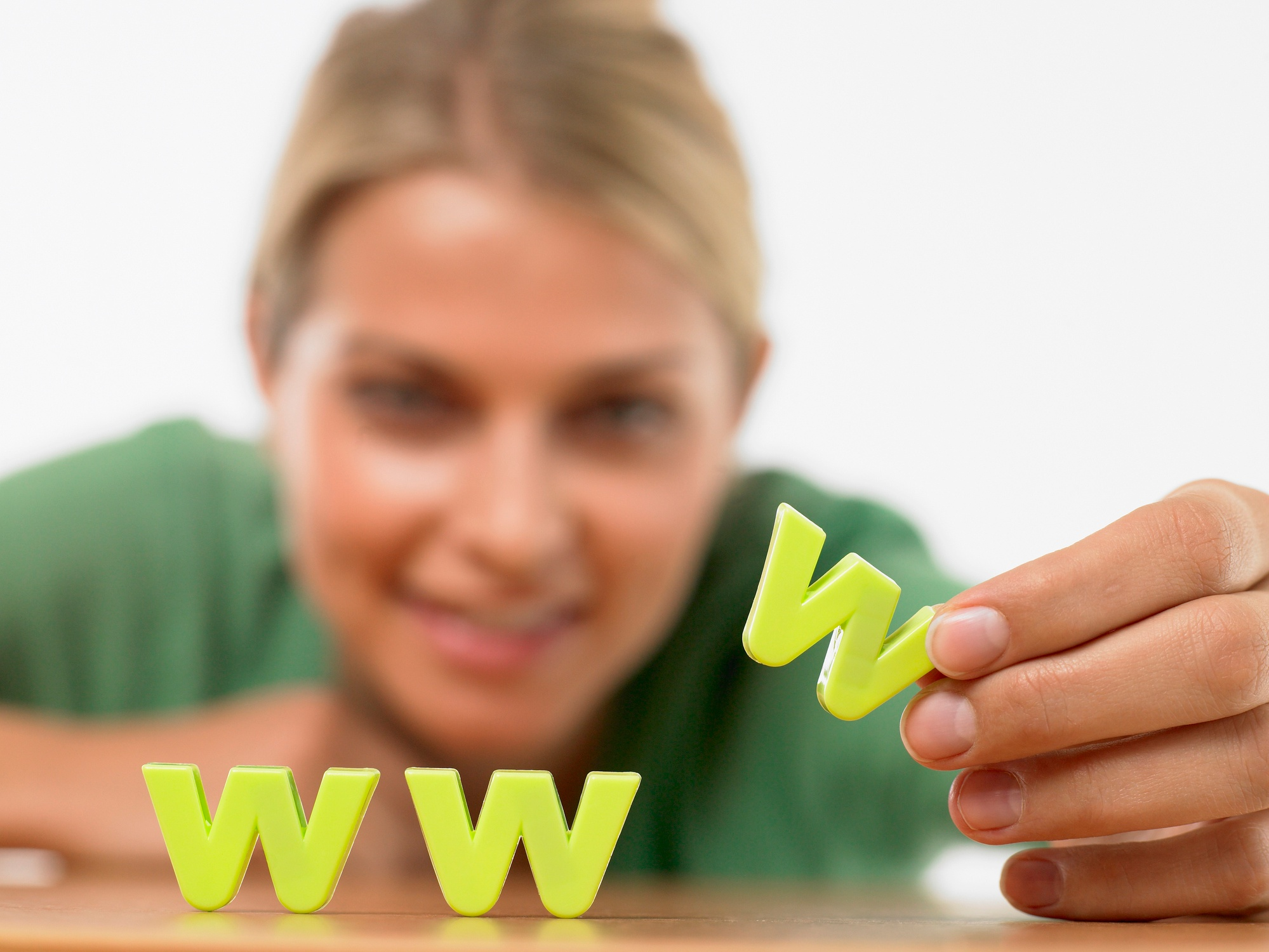 choose a domain before building your website