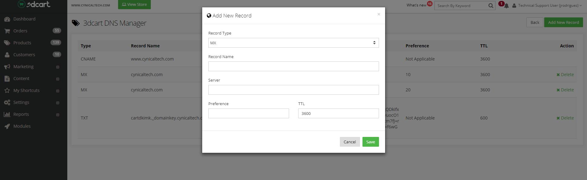 dns-record-management