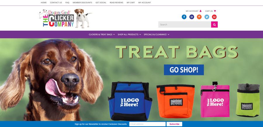 doggone good clicker company