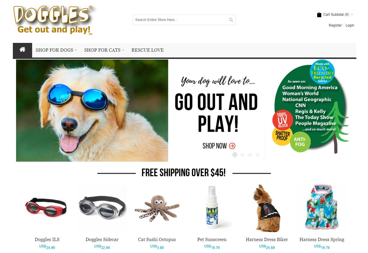 doogles-website