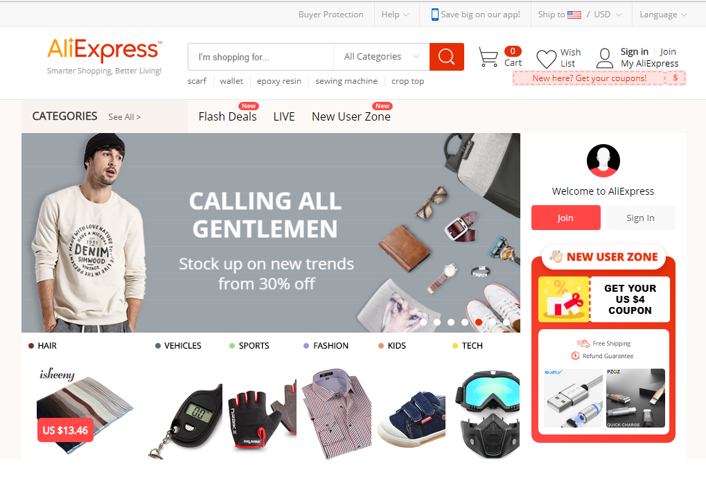 aliexpress-dropshipping