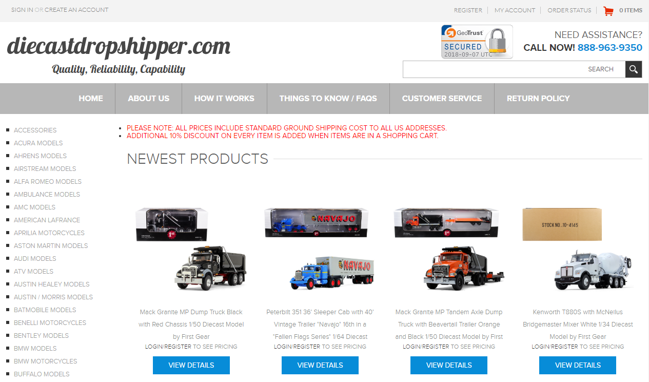 List of Best Dropshippers to Start Your Online Business