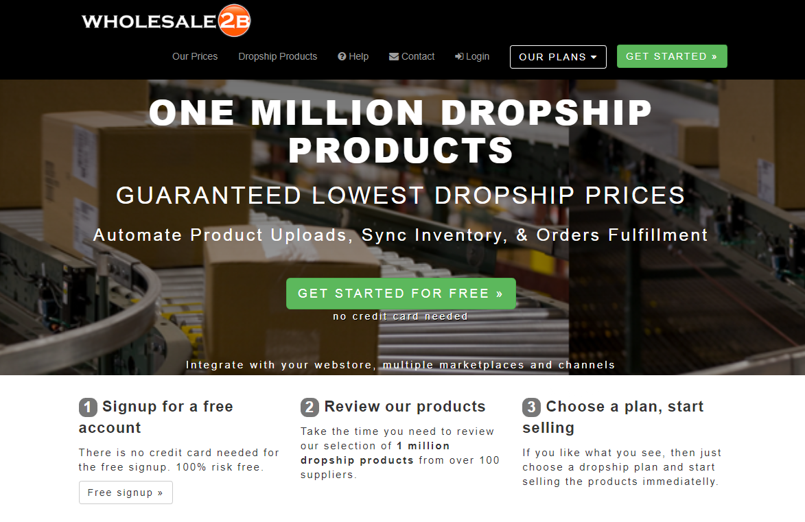 wholesale2b-dropshipping