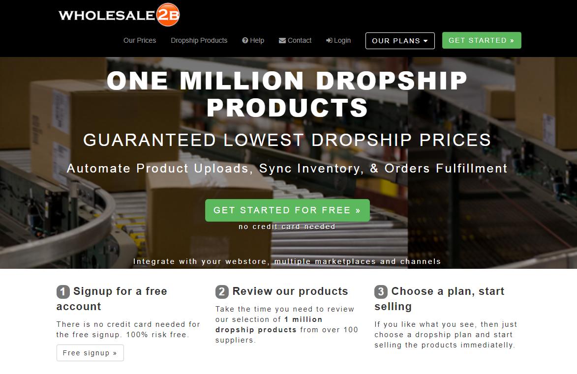 wholesale2b-dropshipping