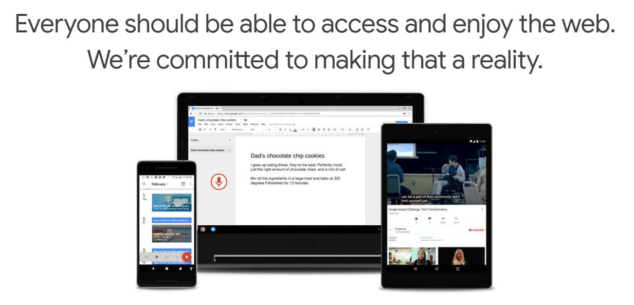 google-web-accessibility