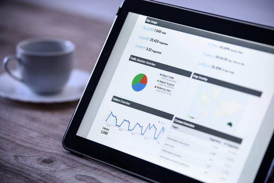 SEO Google Analytics Audit