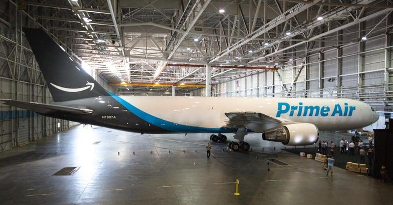 Prime Air jet