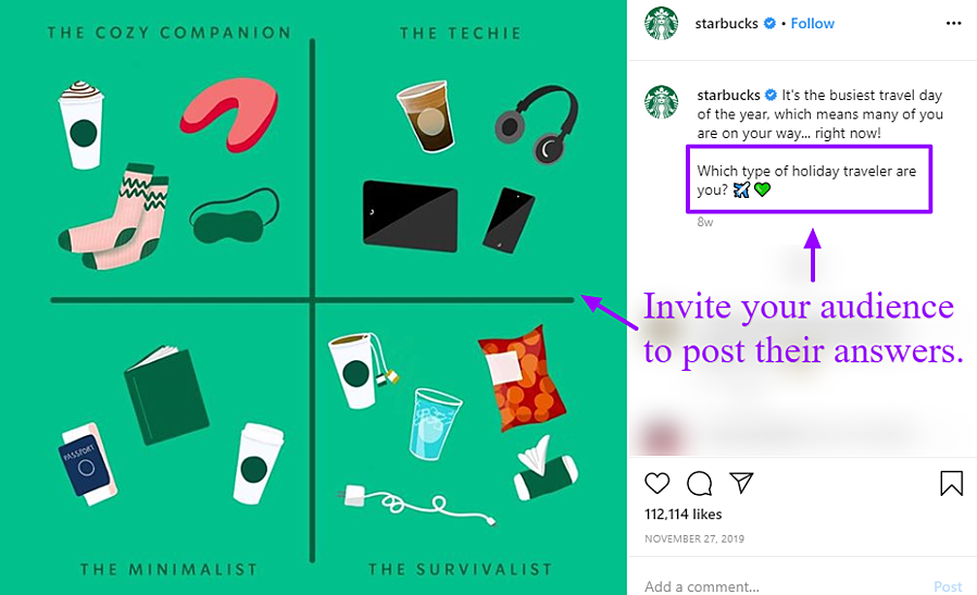 Starbucks graphic