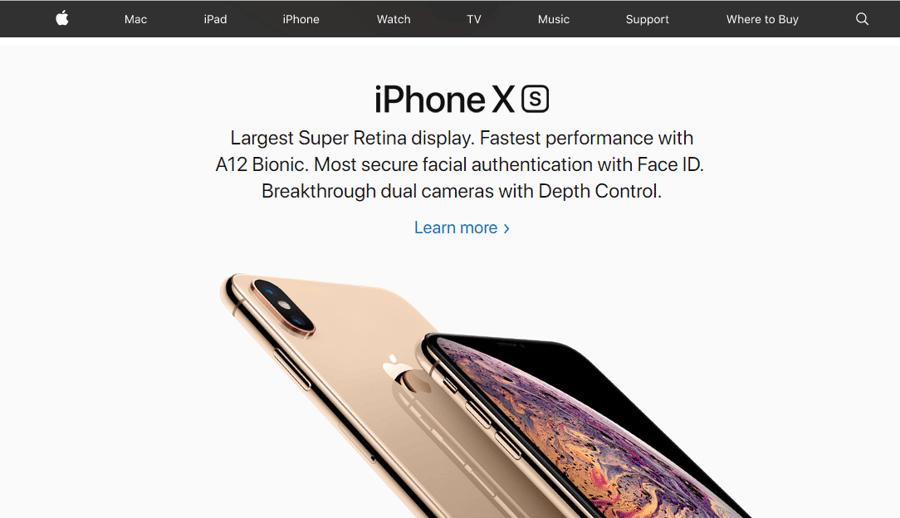 iphone apple homepage-1