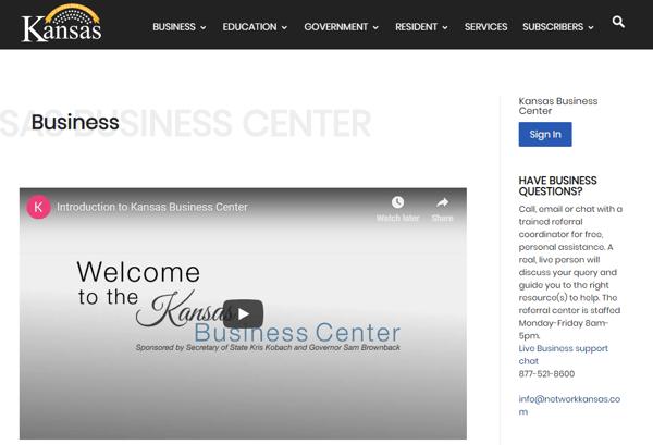 kansas-business-license