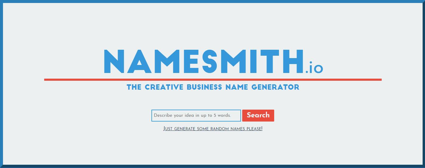 namesmith-creative-name-generator