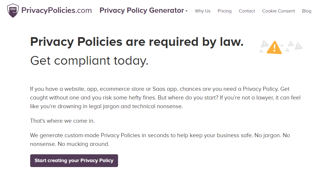 privacy-policies-generator
