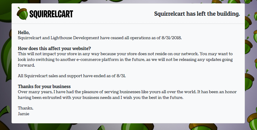 squirrelcart-shuts_down