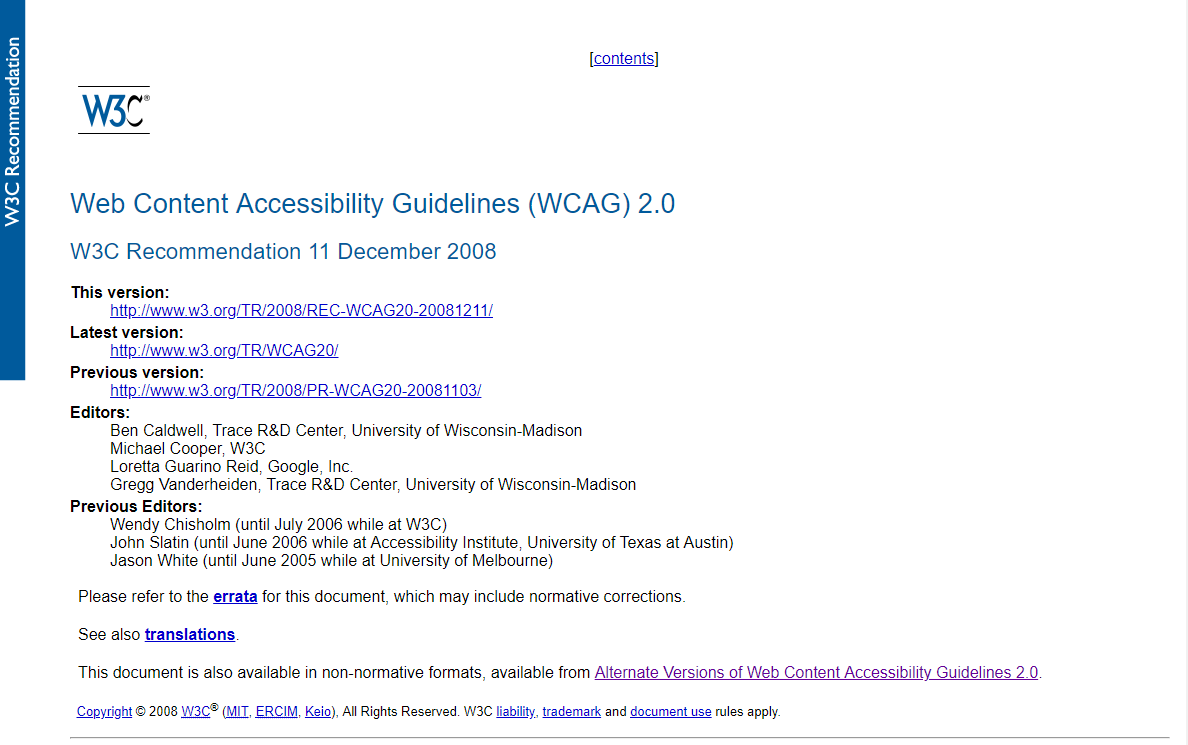 w3c-wcag-20-guidelines