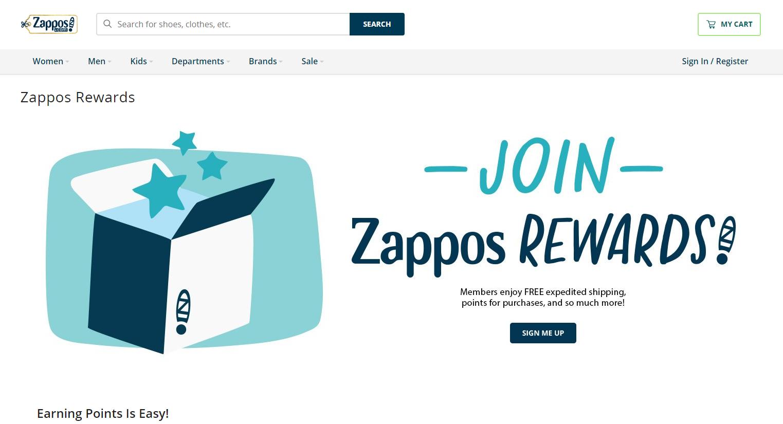 zappos-loyalty-program