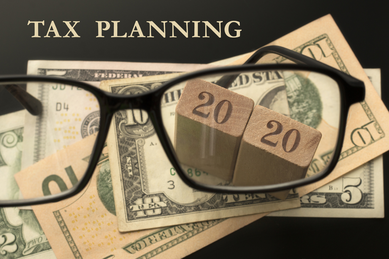 2020 Year-End Tax Planning Tips