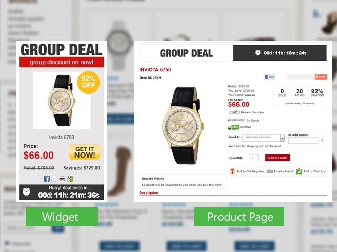 Using Group Deals to Market Your Products