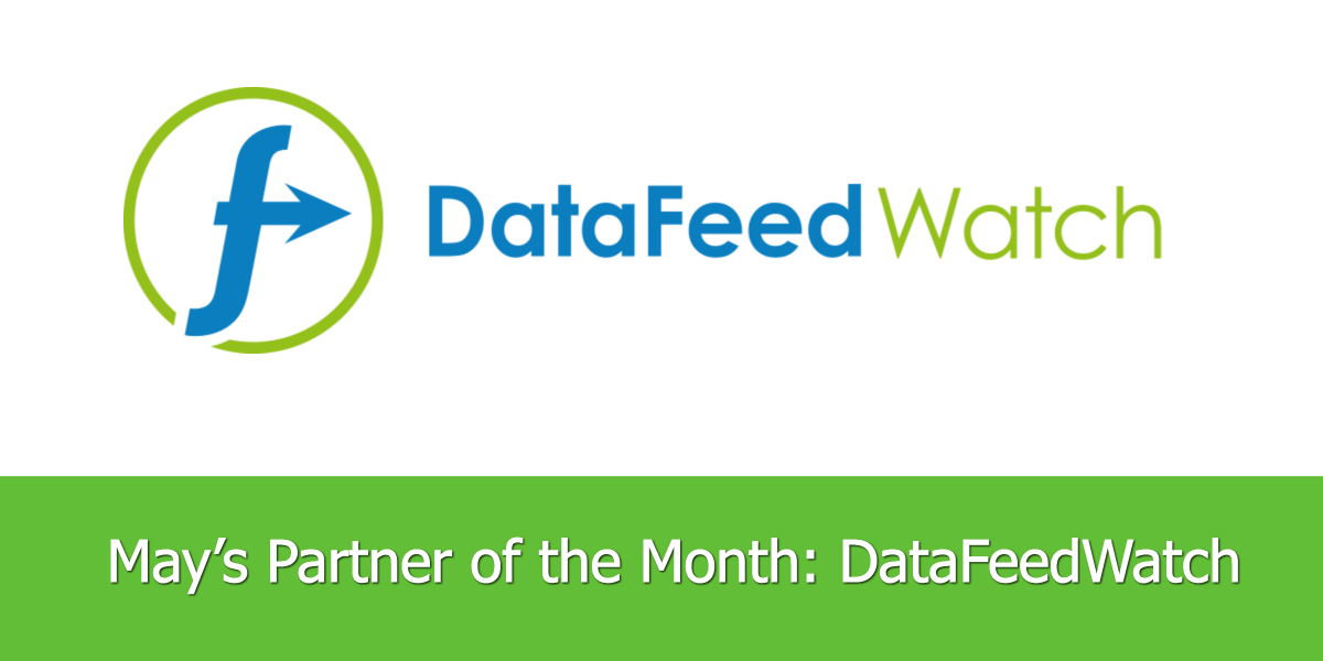 May's Partner of the Month: DataFeedWatch